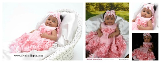 Easter Baby Bella Collage